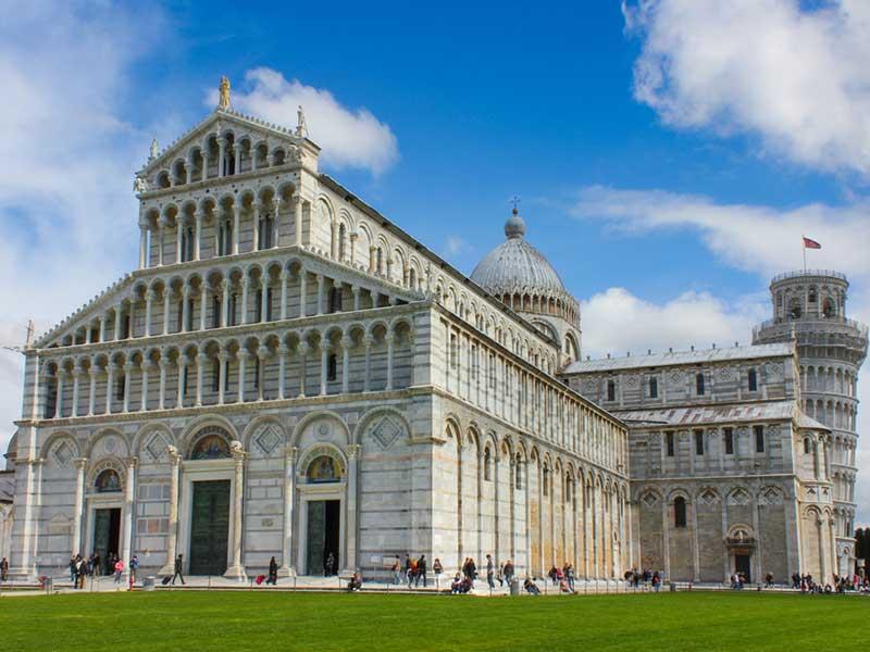 Sede di Pisa